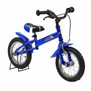 2Cycle Loopfiets Blauw met Luchtbanden