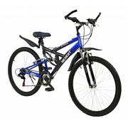 2Cycle Kinderfiets 26 inch Desert 18-Speed Blauw-zwart