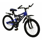 2Cycle Kinderfiets 20 inch Desert MTB Blauw