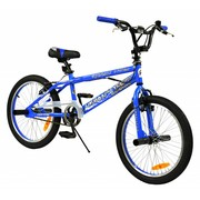 2Cycle Kinderfiets Freestyle Urban blauw