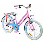 2Cycle Kinderfiets 20 inch roze-blauw