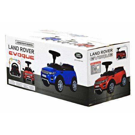 Range Rover Loopauto Range Rover Evoque Blauw (1384)
