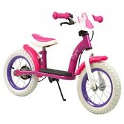 2Cycle Loopfiets Princess Roze met Luchtbanden