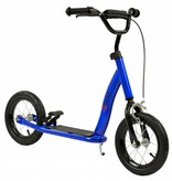 2Cycle Step Blauw met Luchtbanden 12 inch (1556)