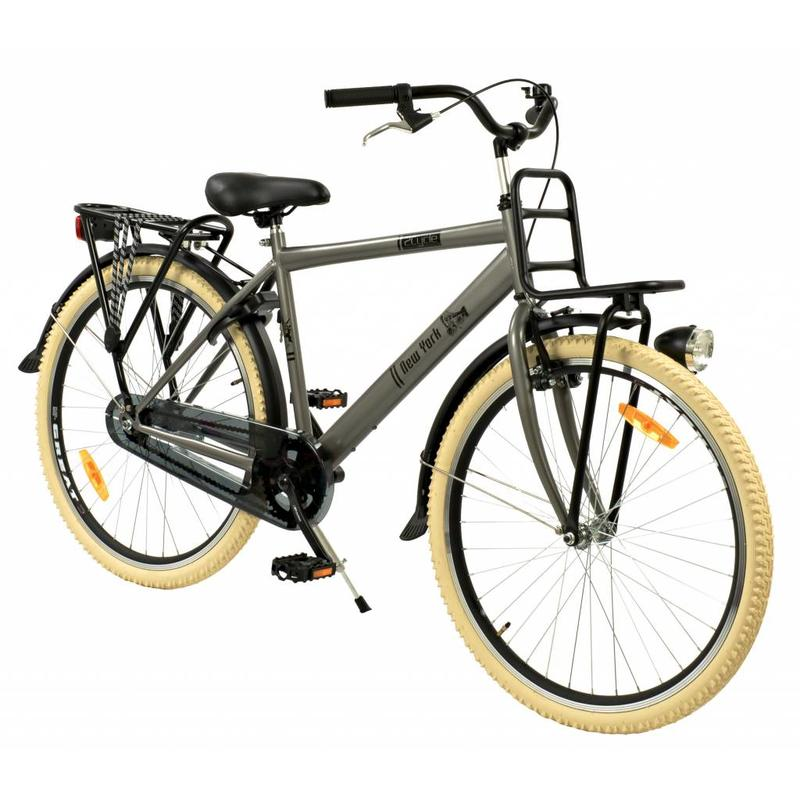 2Cycle Transportfiets 26 inch New-York (2637)