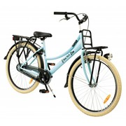 2Cycle Transportfiets 26 inch New York met Voordrager