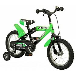 2Cycle Kinderfiets 14 inch MX Groen