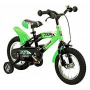 2Cycle Kinderfiets 12 inch MX Groen