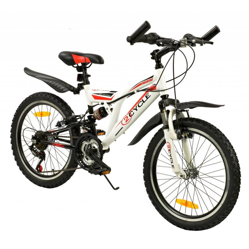 2Cycle Mountainbike 20 inch 18 Speed (2045)
