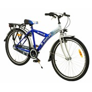 2Cycle Kinderfiets 26 inch Nitro 3-Speed Blauw
