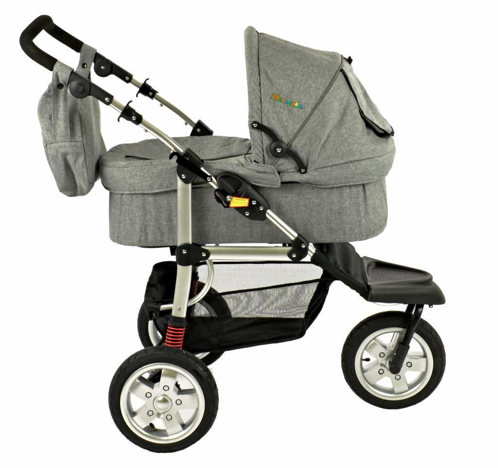 Kinderwagen 2 Kinder : goedkope veelzijdige bransson grijze kinderwagen online kopen ~ Watch28wear.com Haus und Dekorationen