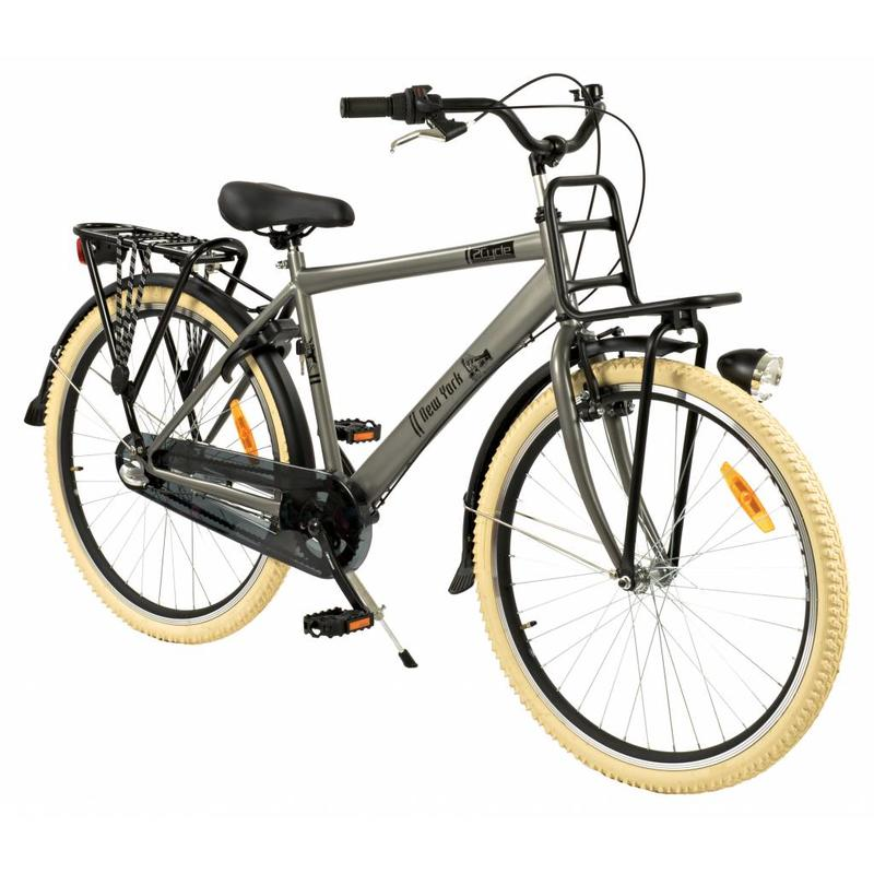 2Cycle Transportfiets 26 inch New-York 3-speed (2639)
