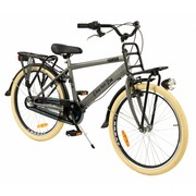 2Cycle Jongensfiets 24 inch New-York 3-Speed Grijs