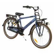 2Cycle Jongensfiets 24 inch New-York 3-Speed Blauw