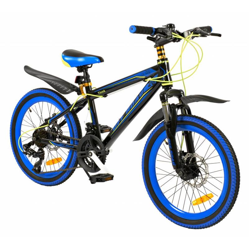 2Cycle Mountainbike 20 inch Off-Road 21-speed (2011)