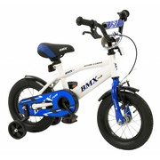 2Cycle Kinderfiets 12 inch BMX Wit