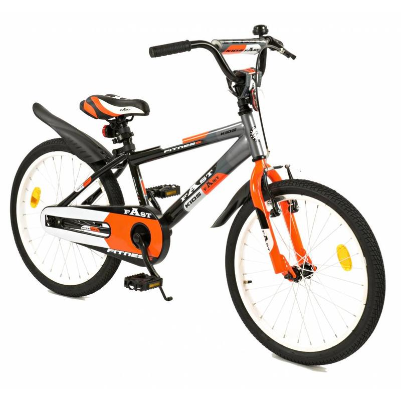 2Cycle Kinderfiets 20 inch 2Cycle Fast (2037)