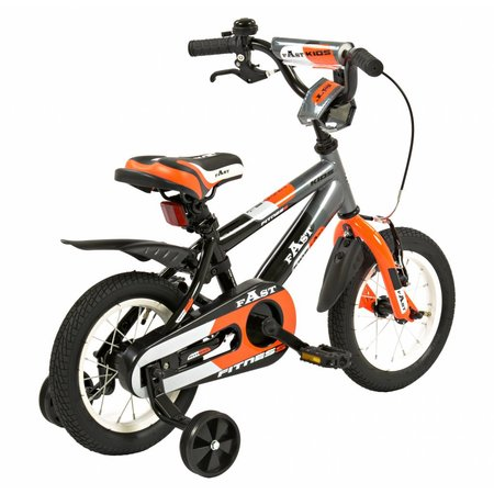 2Cycle Jongensfiets 12 inch 2Cycle Fast (1237)
