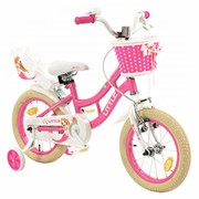 2Cycle Kinderfiets 14 inch Zeemeermin Little