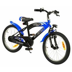 2Cycle Kinderfiets 18 inch MX Blauw