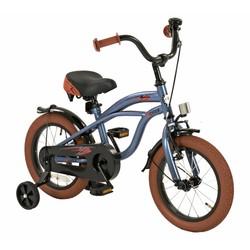 2Cycle Kinderfiets 14 inch Cruiser Blauw