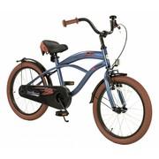 2Cycle Kinderfiets 18 inch Cruiser Blauw