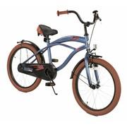2Cycle Kinderfiets 20 inch Cruiser Blauw