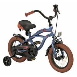 2Cycle Kinderfiets 12 inch Cruiser Blauw