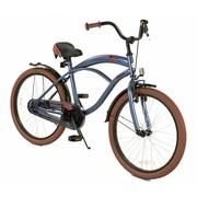 2Cycle Kinderfiets 22 inch Cruiser Blauw
