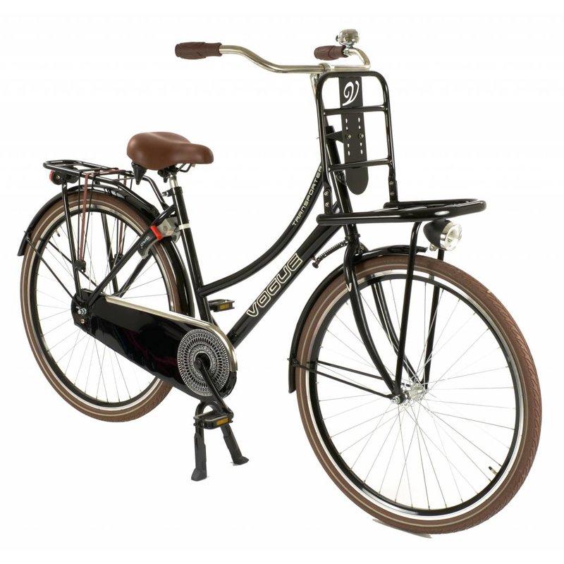 Vogue Vogue transportfiets 28 inch zwart 50cm (1020432)