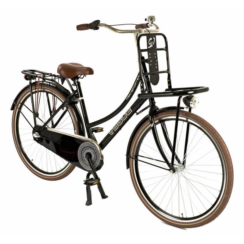 Vogue Vogue transportfiets 28 inch zwart 50cm (1020442) 3-speed