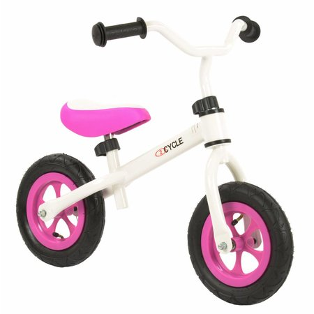2Cycle Loopfiets Wit-Roze Air (1561)