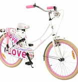 2Cycle Omafiets 22 inch Love (2262)