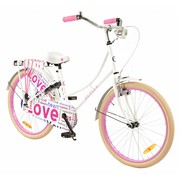 2Cycle Kinderfiets 24 inch Oma Love
