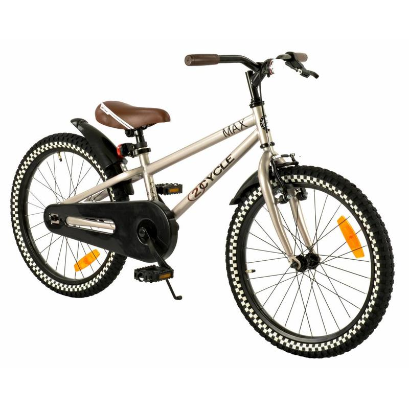 2Cycle Jongensfiets 20 inch MAX (2003)
