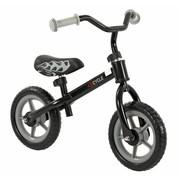 2Cycle Loopfiets zwart-grijs