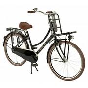 Vogue Vogue transportfiets 26 inch Zwart 46cm