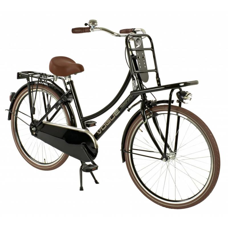 Vogue Vogue transportfiets 26 inch Zwart 46cm (1020143)