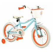 2Cycle Kinderfiets 16 inch Heart