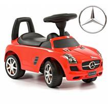 Loopauto Mercedes-Benz SLS-AMG Rood