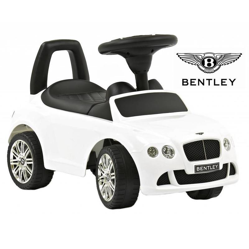 Bentley Loopauto Bentley Wit (1380)