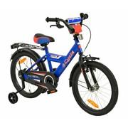 2Cycle Kinderfiets 18 inch Blauw-Rood