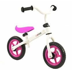 2Cycle Loopfiets Wit-Roze