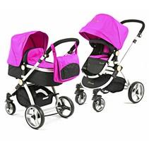 Kinderwagen Pink