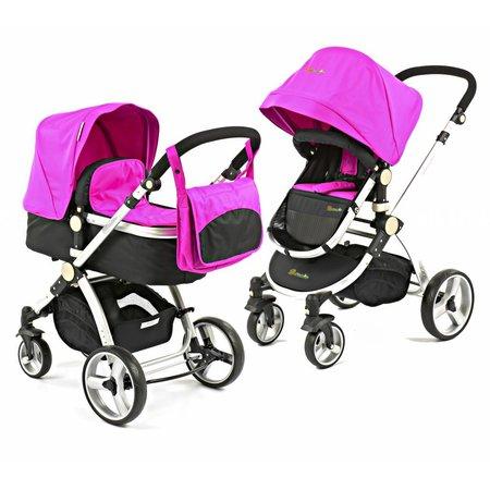 Branssøn Kinderwagen Pink (5091)