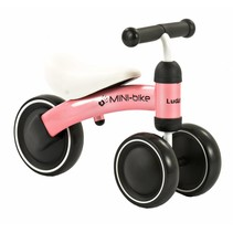 Loopfiets Mini-bike Roze