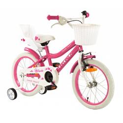 2Cycle Kinderfiets 16 inch Sweet met Poppenzitje