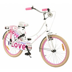 2Cycle Kinderfiets 22 inch Oma Love