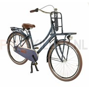 Vogue Vogue transportfiets 26 inch petrol-blue 3-Speed