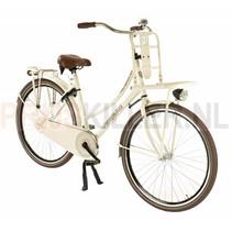 Vogue transportfiets 28 inch creme 50cm